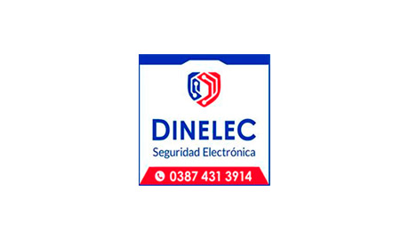 Convenio con Servicios de alarmas y monitoreo DINELEC en Salta, Argentina
