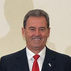 Presidente de la Sociedad Italiana en Salta, Argentina