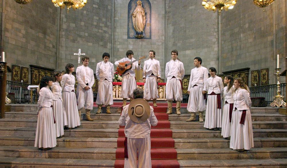 Coro de la Sociedad Italiana en Salta, Argentina