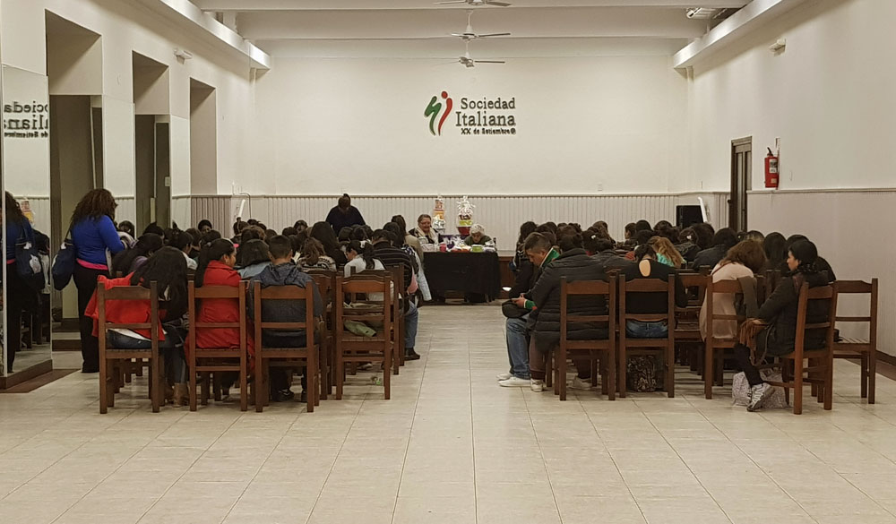 Salones de Eventos de la Sociedad Italiana en Salta, Argentina