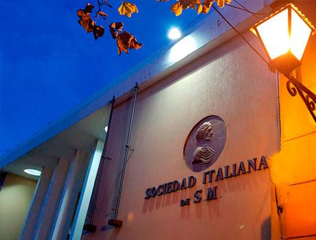 Sociedad Italiana en Salta, Argentina