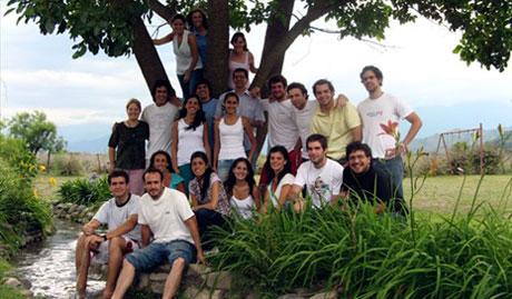 El Ensamble Arte Coral de la Sociedad Italiana en Salta, Argentina